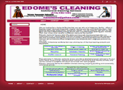 Edome's Cleaning Services
